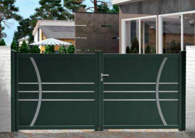 installateur portail aluminiumn sur St marcellin en forez