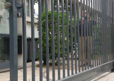 pose portails aluminium à andrézieux-bouthéon